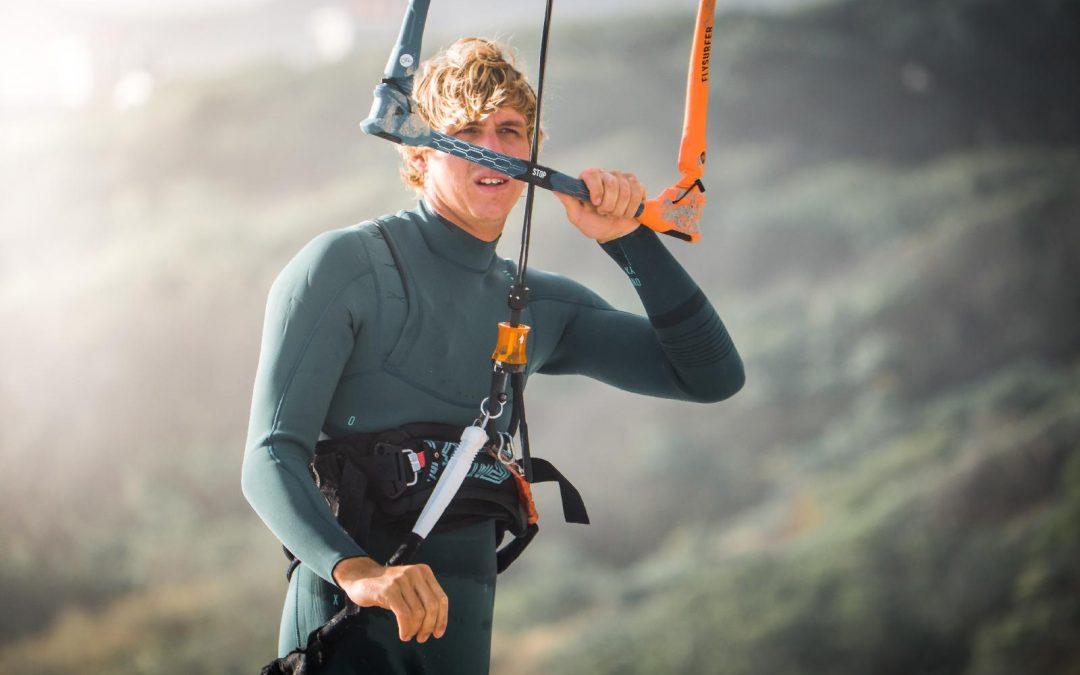 The Flying Foils – Olly Bridge trifft das SAILGP-UK Team