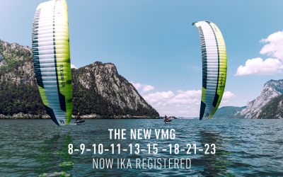 The new VMG is IKA registered!