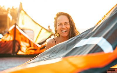 """The Kite Experience""  – an honest spot guide by Janina Jonas"
