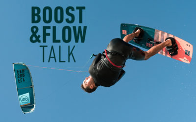 BOOST & FLOW Designer Interview