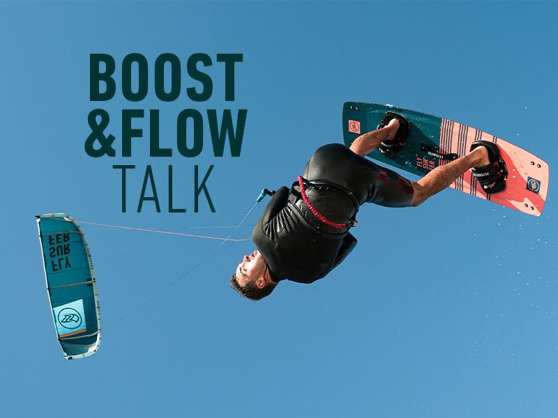 BOOST & FLOW Designer Interview