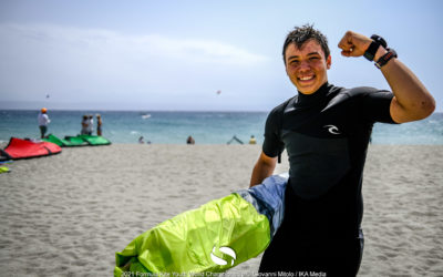 Maximilian Maeder wins the U19 World Championship