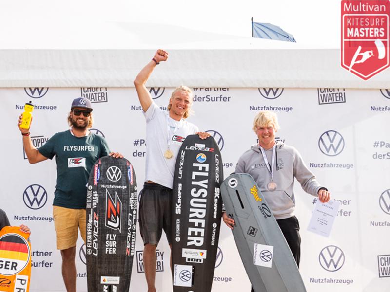 Jannis Maus is German Champion